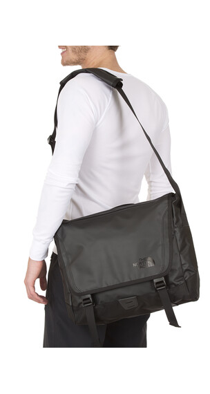 The North Face Base Camp Messenger M tnf black